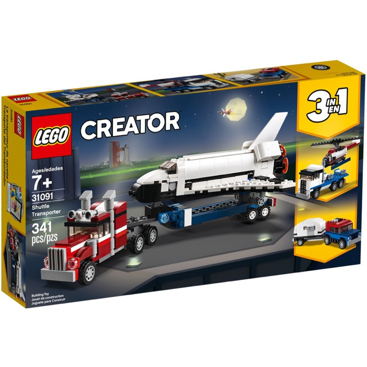 LEGO Creator Sets: 31091 Shuttle Transporter NEW