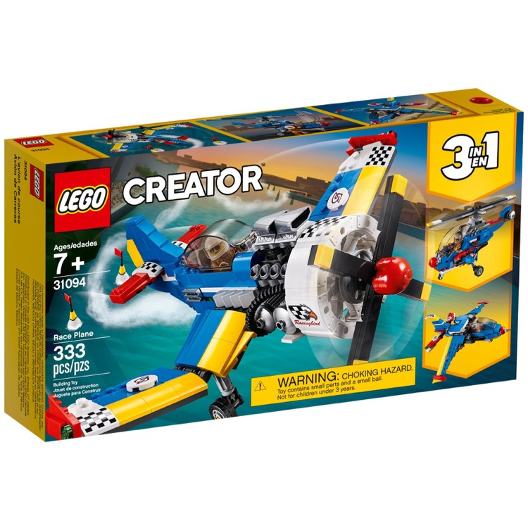 LEGO Creator Sets: 31094 Race Plane NEW