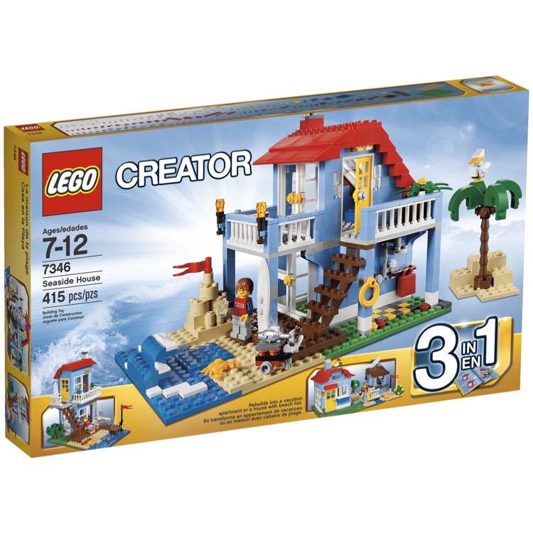 LEGO Creator Sets: 7346 Seaside House NEW