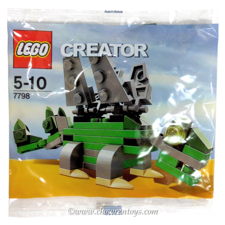 LEGO Creator Sets: 7798 Stegosaurus NEW