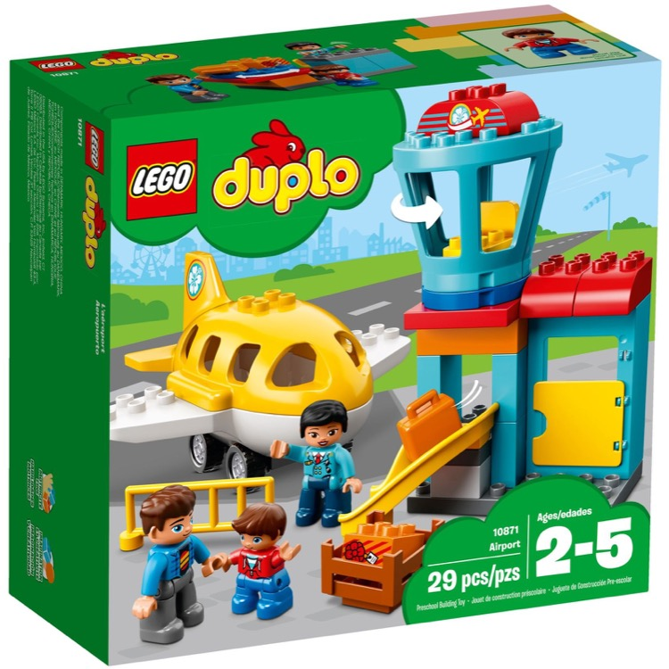 LEGO DUPLO Sets: 10871 Airport NEW