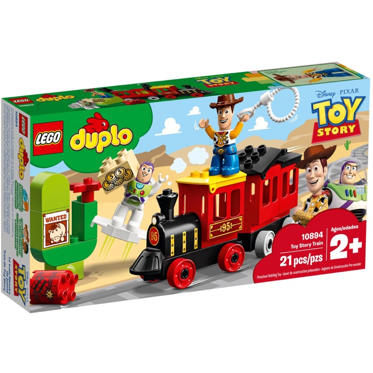 LEGO DUPLO Sets: 10894 Toy Story Train NEW