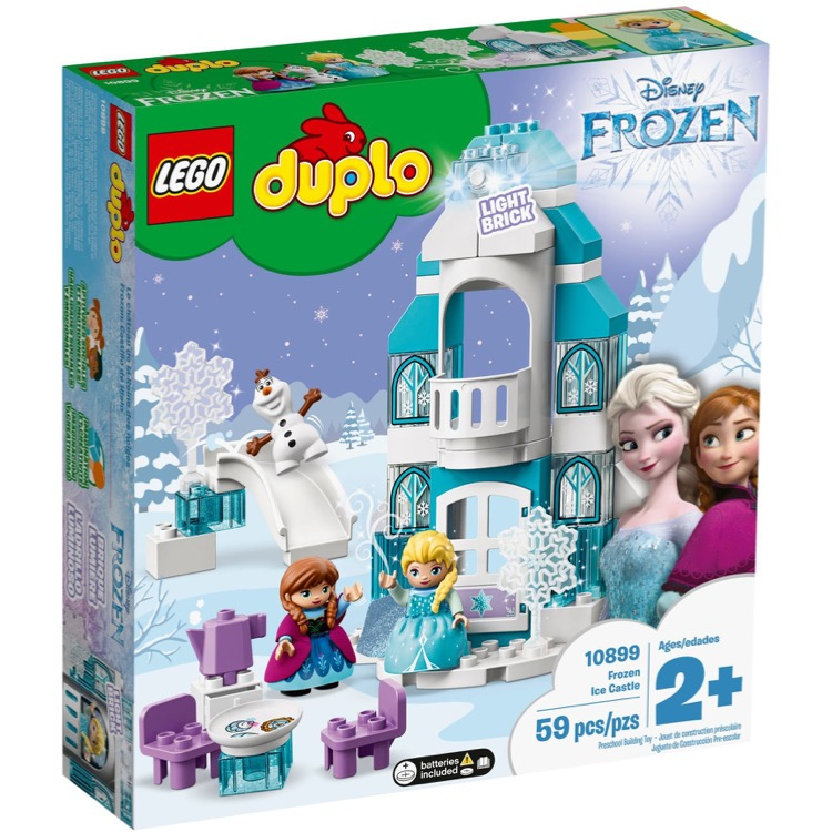 LEGO DUPLO Sets: 10899 Frozen Ice Castle NEW
