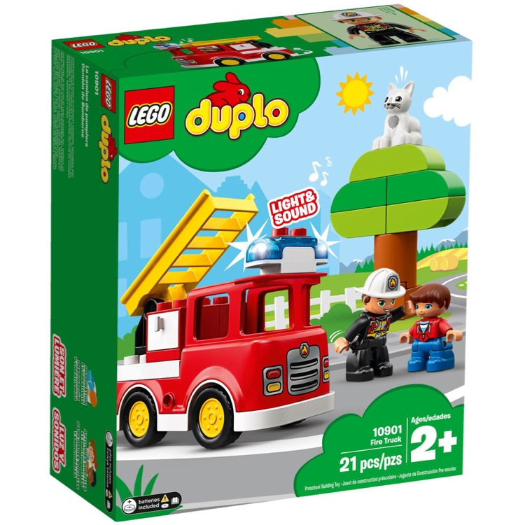 LEGO DUPLO Sets: 10901 Fire Truck NEW