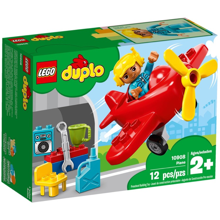 LEGO DUPLO Sets: 10908 Plane NEW