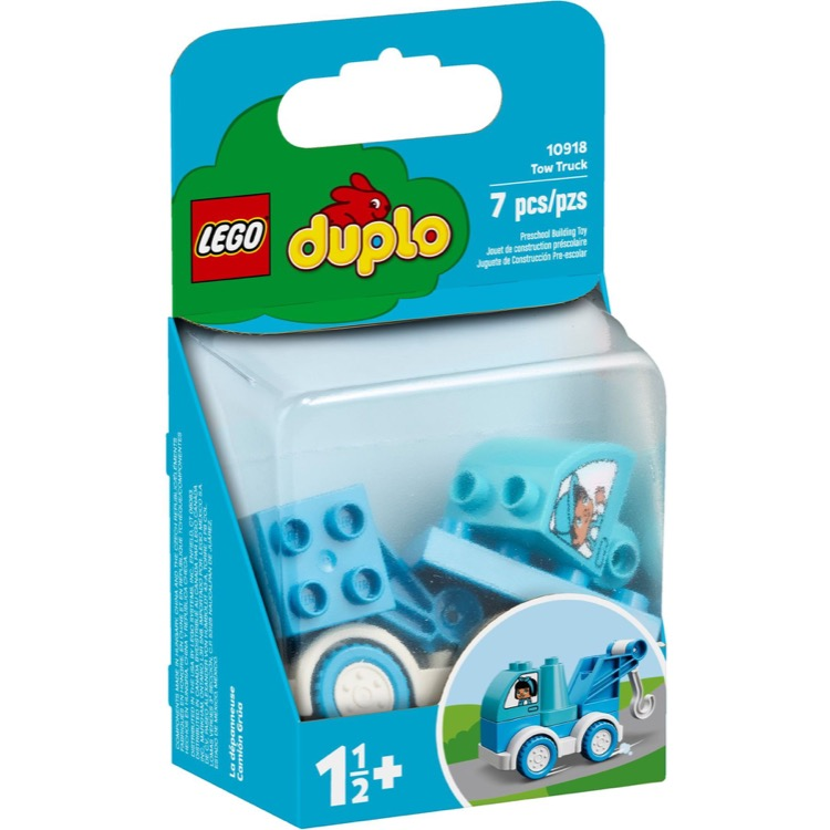 LEGO DUPLO Sets: 10918 Tow Truck NEW