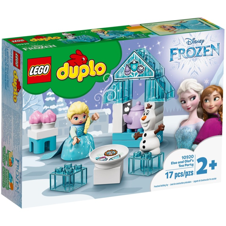 LEGO DUPLO Sets: 10920 Elsa and Olaf's Tea Party NEW