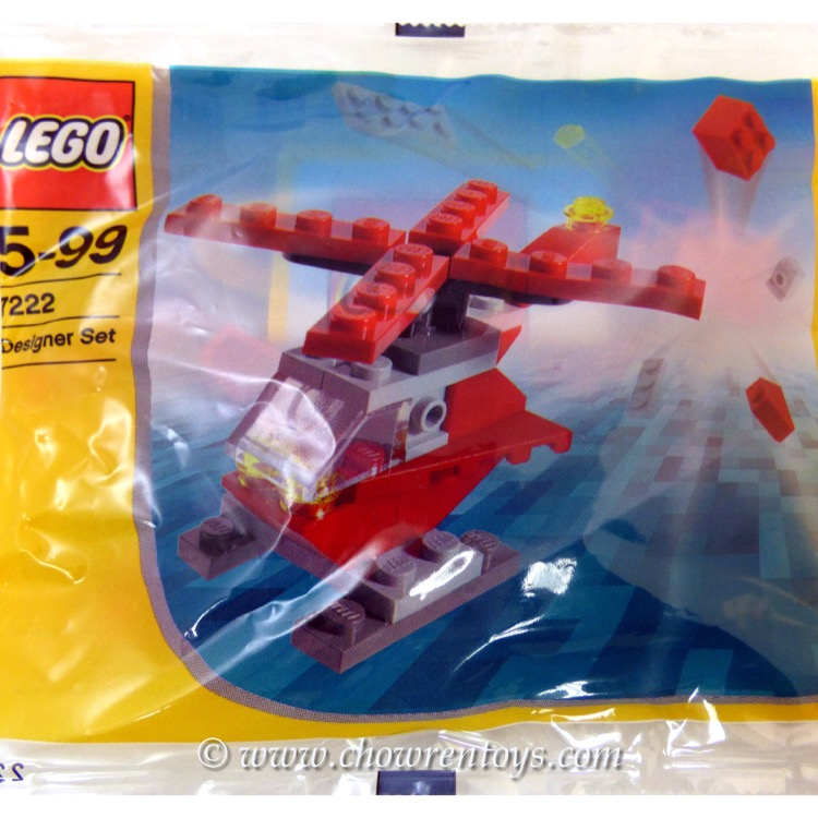 LEGO Designer Sets: 7222 Flyers NEW