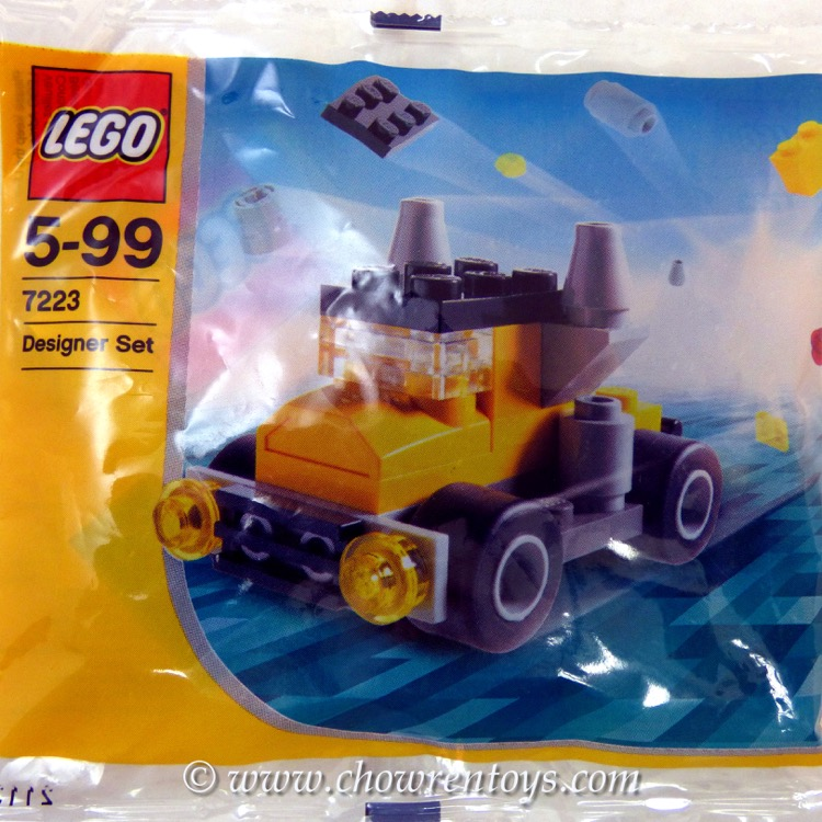 LEGO Designer Sets: 7223 Wheelers NEW