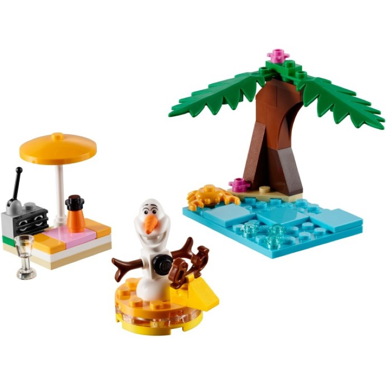 LEGO Disney Princess Sets: 30397 Olaf's Summertime Fun NEW