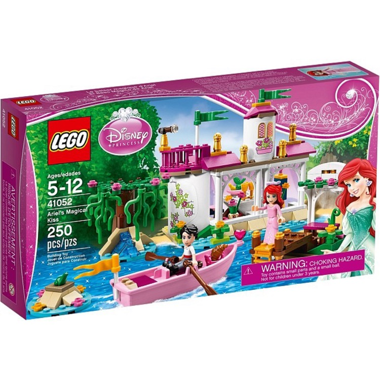 LEGO Disney Princess Sets: 41052 Ariel's Magical Kiss NEW *Rough Shape*
