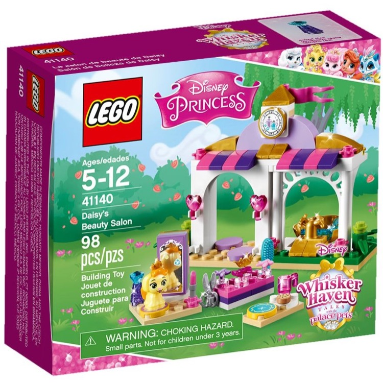 LEGO Disney Princess Sets: 41140 Daisy's Beauty Salon NEW