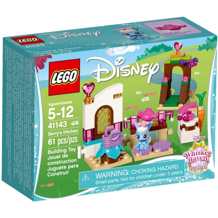 LEGO Disney Princess Sets: 41143 Berry's Kitchen NEW