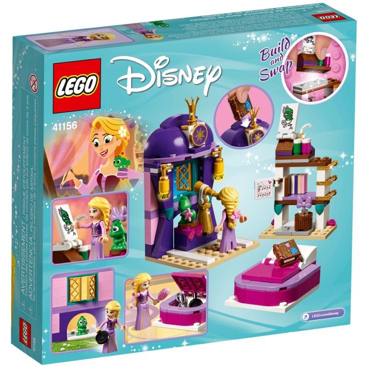 LEGO Disney Princess Sets: 41156 Rapunzel's Castle Bedroom NEW