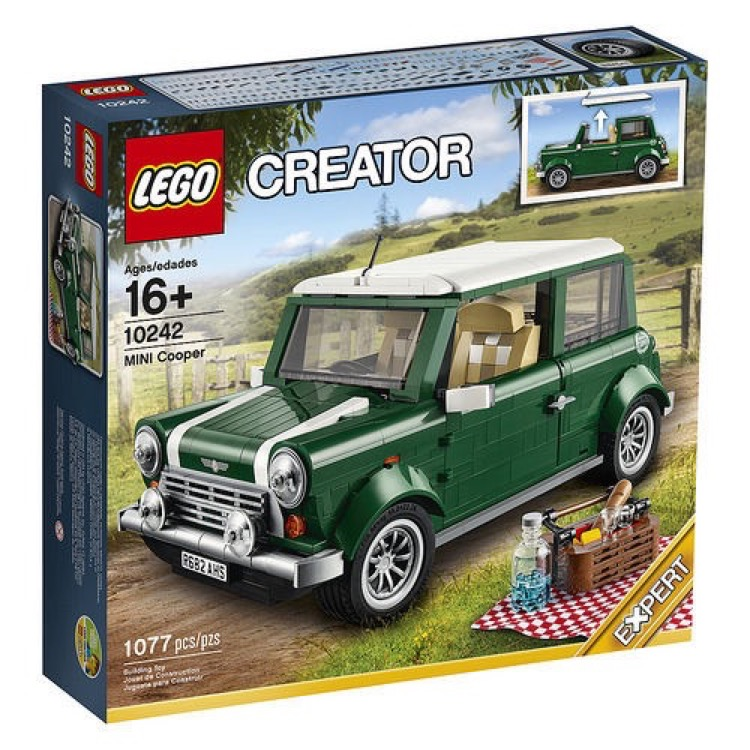 LEGO Exclusives Sets: Vehicles 10242 Mini Cooper MK VII NEW