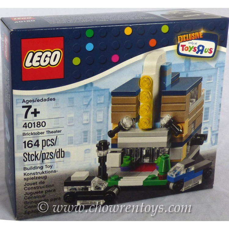 LEGO Exclusives Sets: 40180 Toys