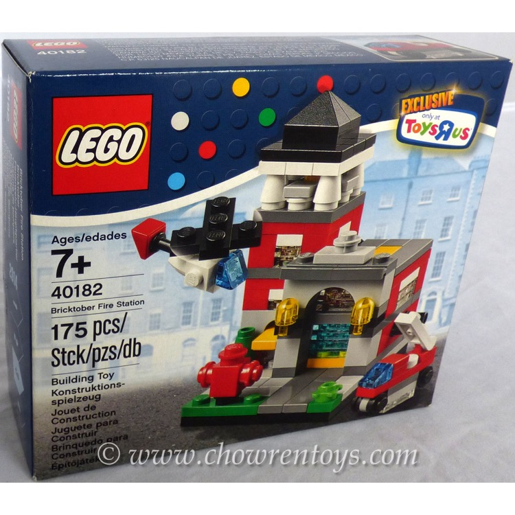 LEGO Exclusives Sets: 40182 Toys