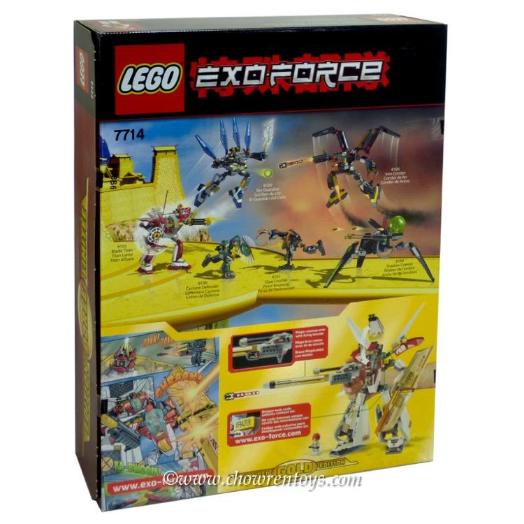 Lego Speelgoed En Spellen Lego 851729 Exo Force Takeshi