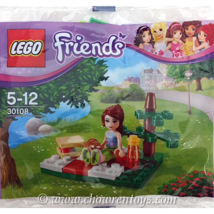 LEGO Friends Sets: 30108 Summer Picnic NEW