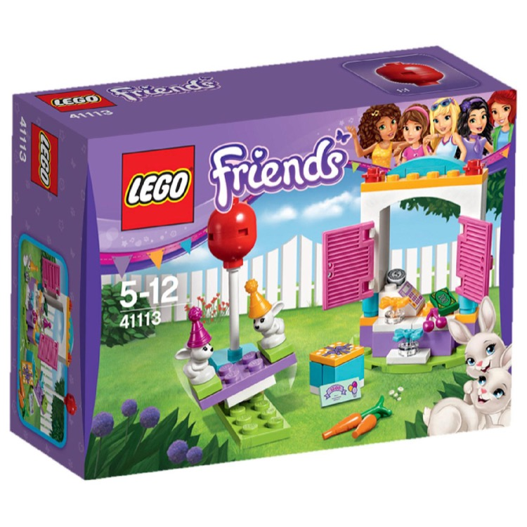 LEGO Friends Sets: 41113 Party Gift Shop NEW