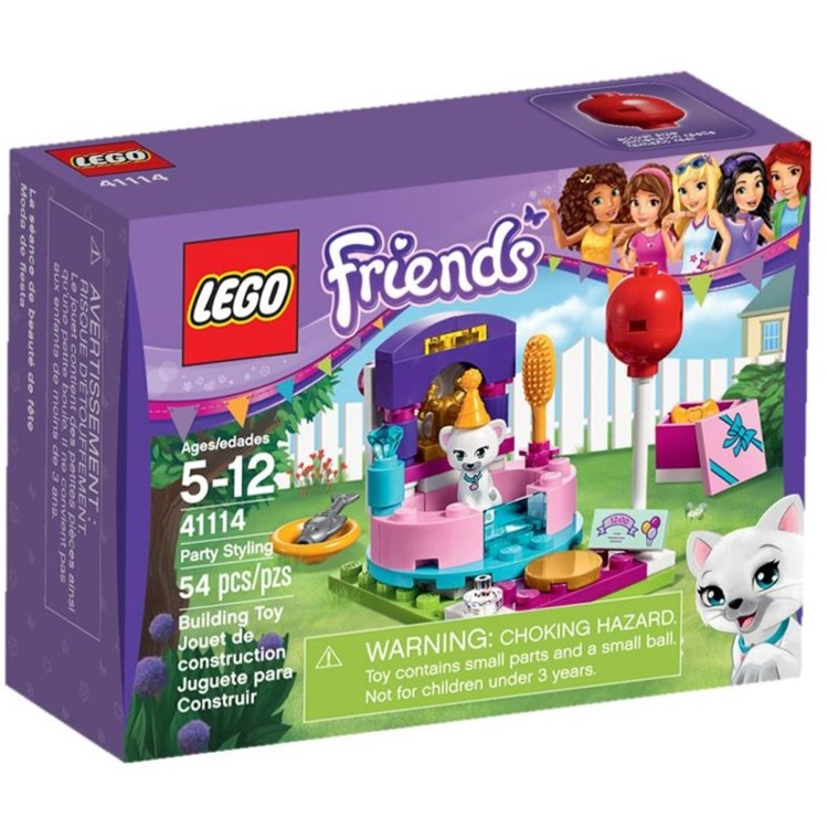 LEGO Friends Sets: 41114 Party Styling NEW