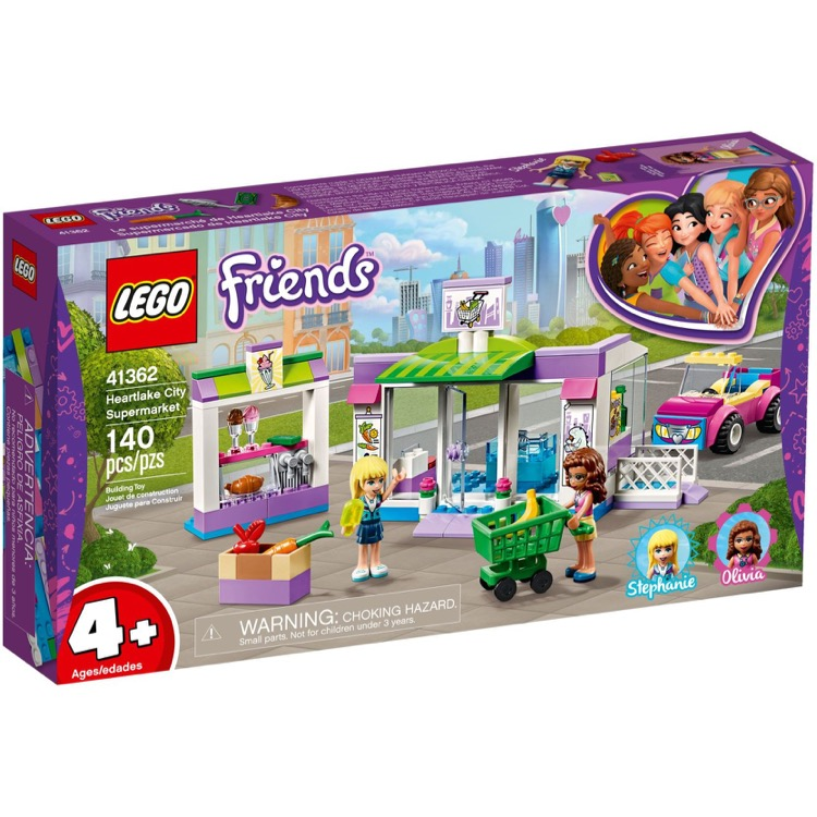 LEGO Friends Sets: 41362 Heartlake City Supermarket NEW