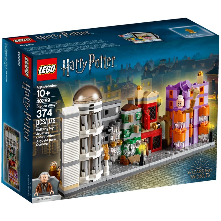 LEGO Harry Potter Sets: 40289 Diagon Alley NEW