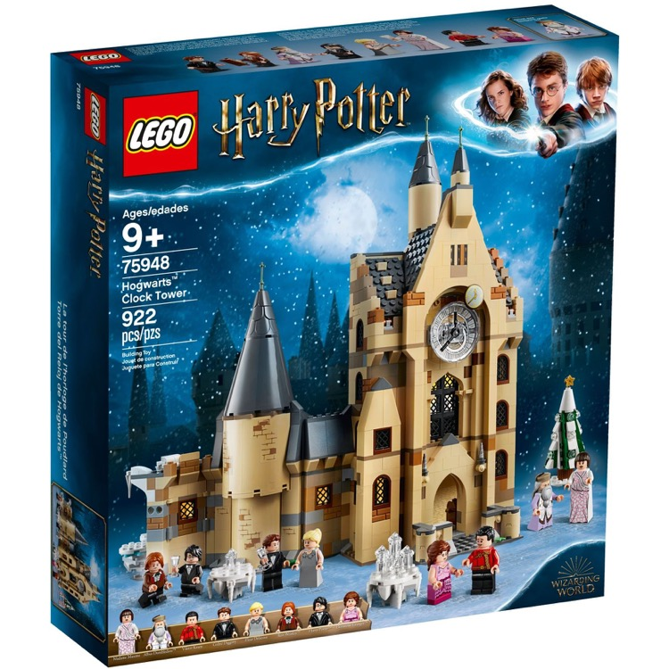 LEGO Harry Potter Sets: 75948 Hogwarts Clock Tower NEW