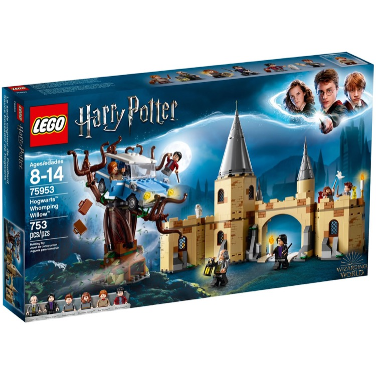 LEGO Harry Potter Sets: 75953 Hogwarts Whomping Willow NEW
