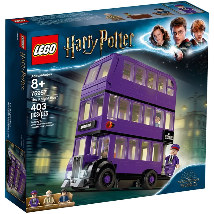 LEGO Harry Potter Sets: 75957 The Knight Bus NEW
