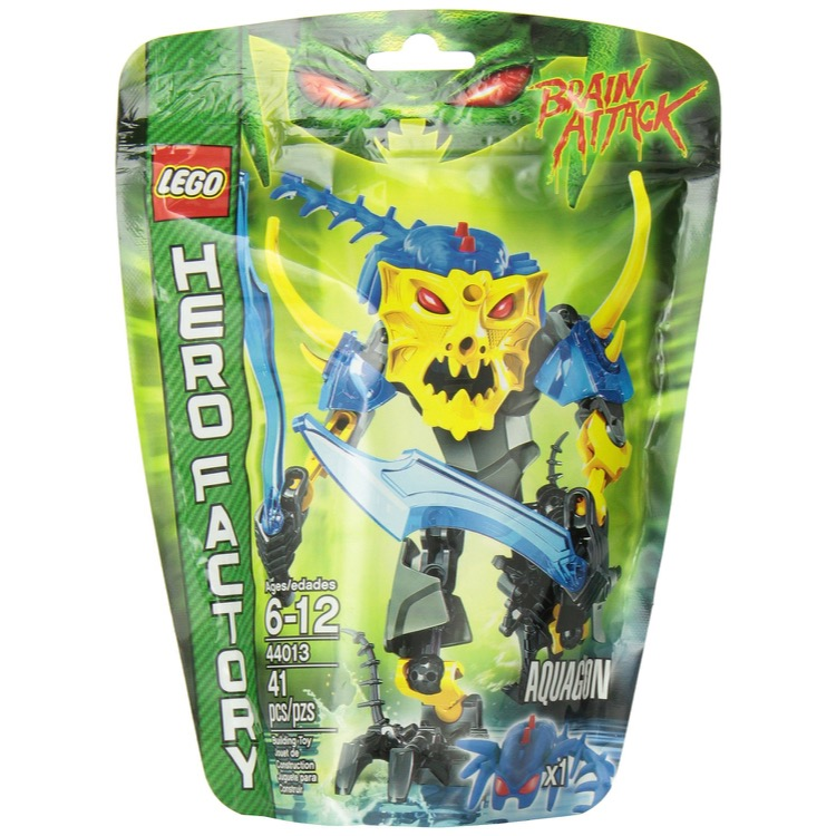 LEGO Hero Factory Sets: 44013 Aquagon NEW