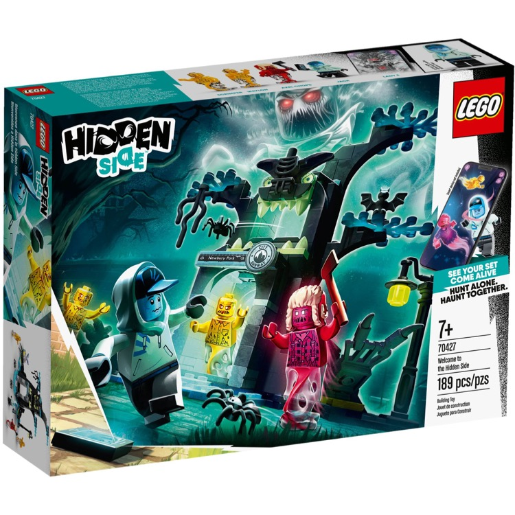 LEGO Hidden Side Sets: 70427 Welcome to the Hidden Side NEW