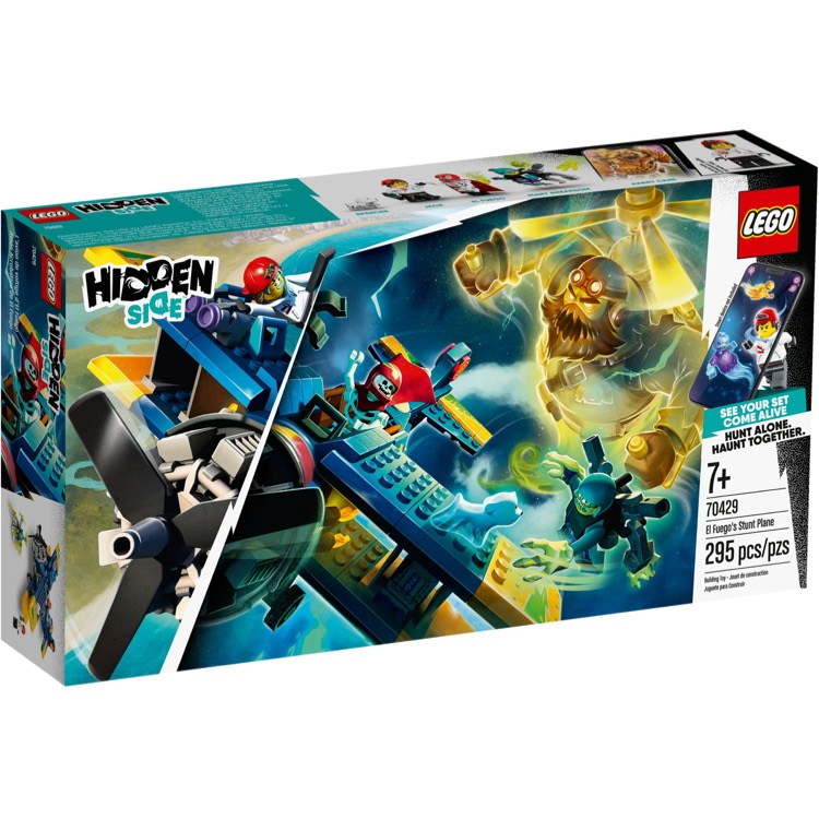 LEGO Hidden Side Sets: 70429 El Fuego's Stunt Plane NEW
