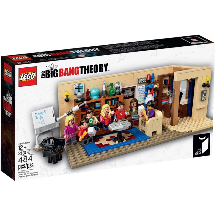 LEGO Ideas Sets: 21302 The Big Bang Theory NEW