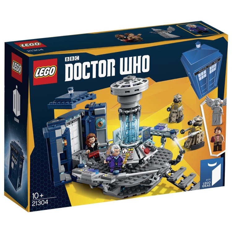 LEGO Ideas Sets: 21304 Doctor Who NEW