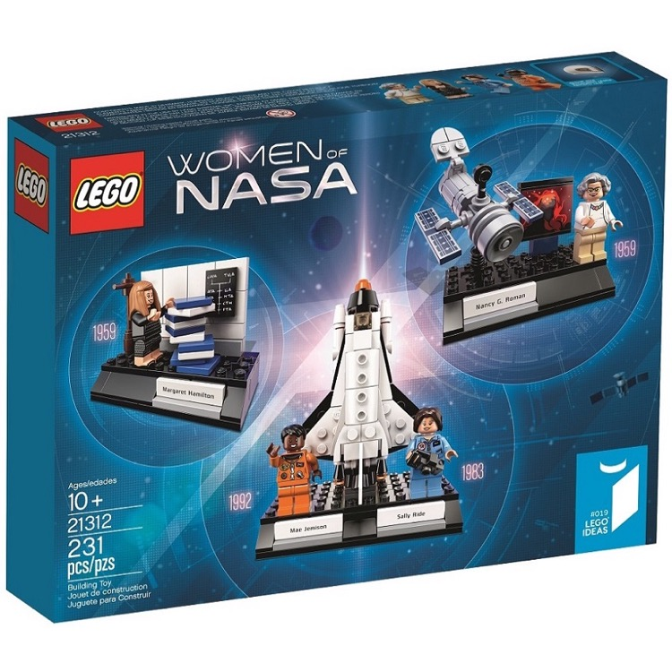 LEGO Ideas Sets: 21312 Women of NASA NEW