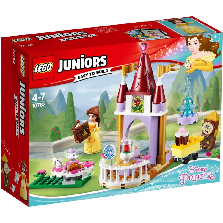 LEGO Juniors Sets: 10762 Belle's Story Time NEW