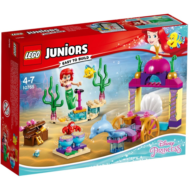 LEGO Juniors Sets: 10765 Ariel's Underwater Concert NEW