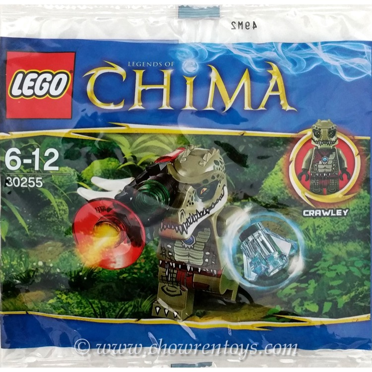 LEGO Legends of Chima Sets: 30255 Crawley NEW