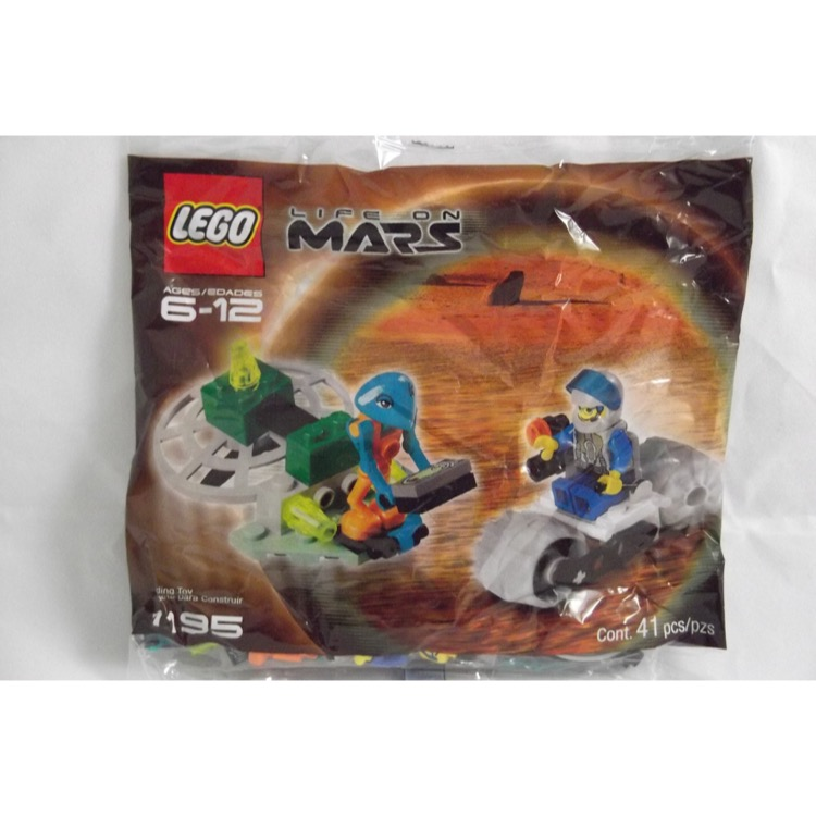 LEGO Life On Mars Sets: 1195 Life On Mars NEW