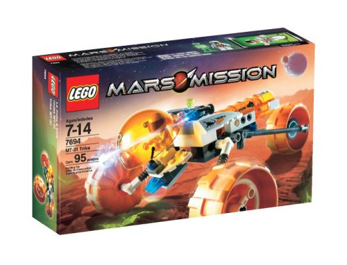 LEGO Mars Mission Sets: 7694 MT-31 Trike NEW