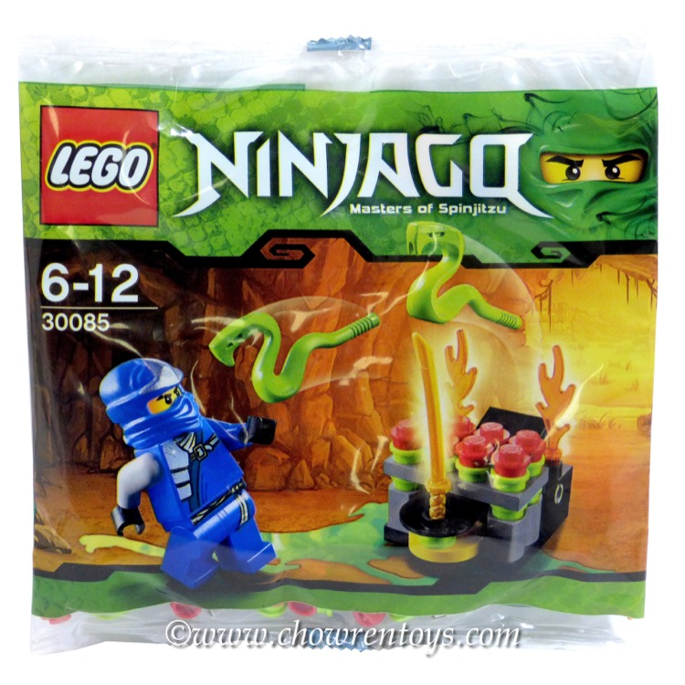 LEGO Ninjago Sets: 30085 Jumping Snakes NEW
