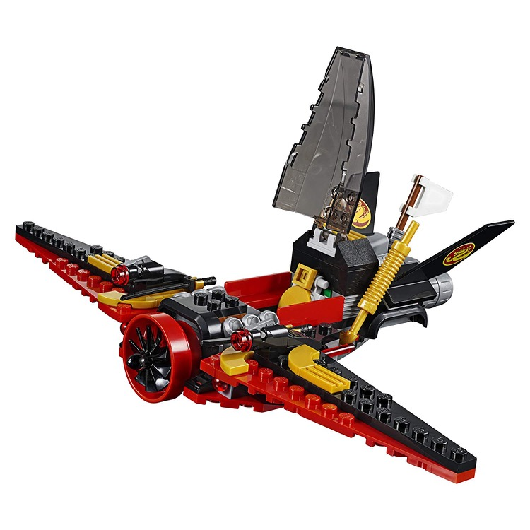 70650 LEGO NINJAGO Destiny/'s Wing 181 Pieces Age 6 New Release for 2018!