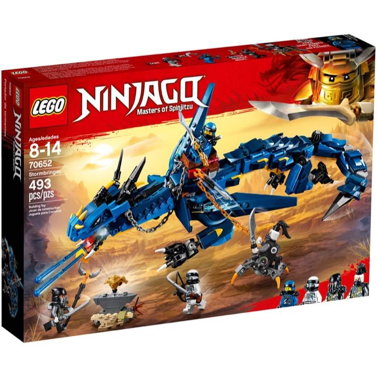 Lego Ninjago Sets 70652 Stormbringer New