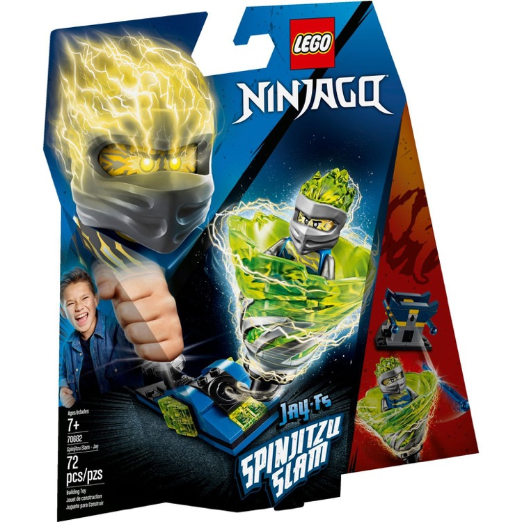 LEGO Ninjago Sets: 70682 Spinjitzu Slam - Jay NEW