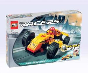 LEGO Racers Sets: 4584 Hot Scorcher NEW