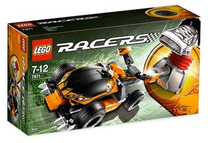 LEGO Racers Sets: 7971 Bad NEW