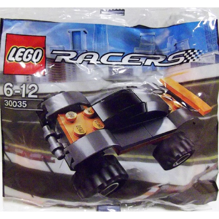 LEGO Racers Sets: Tiny Turbos 30035 Off-Road Racer 2 NEW