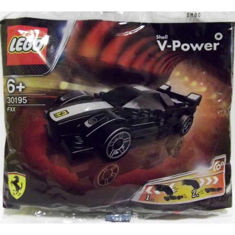 LEGO Racers Sets: Ferrari 30195 FXX NEW