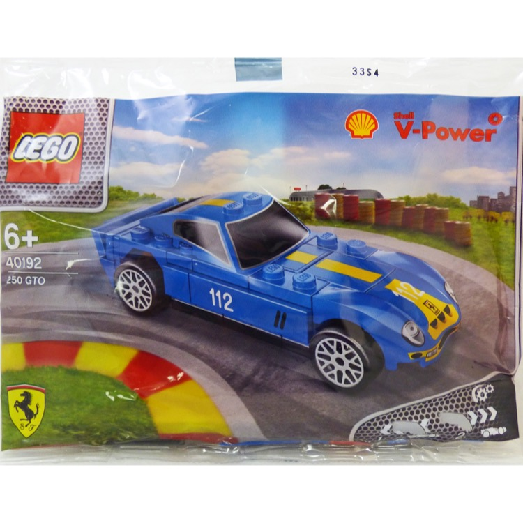 LEGO Racers Sets: Ferrari 40192 Ferrari 250 GTO NEW